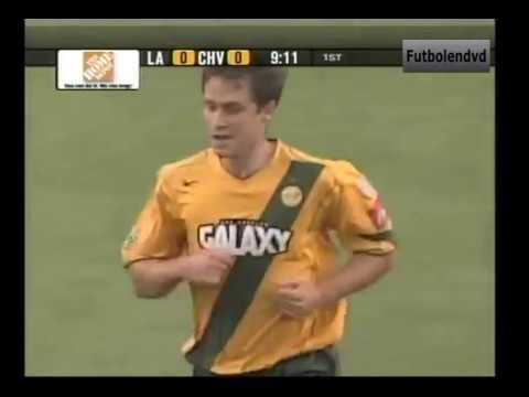 efae7ee59 Chivas USA vs Galaxy 2005 El Super clasico Ramon Ramirez   Claudio Suarez