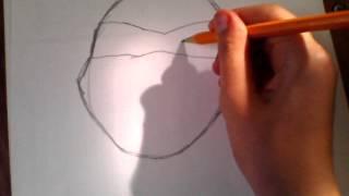 Как нарисовать дони из черепашек ниндзя(Ето третье видео надеюсь понравится оцените пожалуйста., 2015-07-24T05:23:25.000Z)