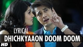 Dhichkyaaon Doom Doom Full Song with Lyrics | Chashme Baddoor | Ali Zafar, Taapsee Pannu
