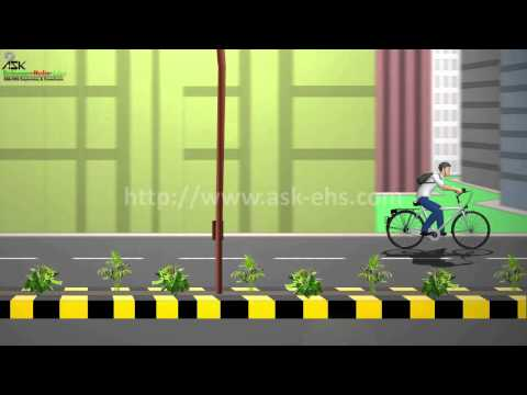Road Safety Awareness Video (Animation) for Children
