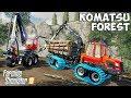 Farming Simulator 19 | KOMATSU 931XC FOR