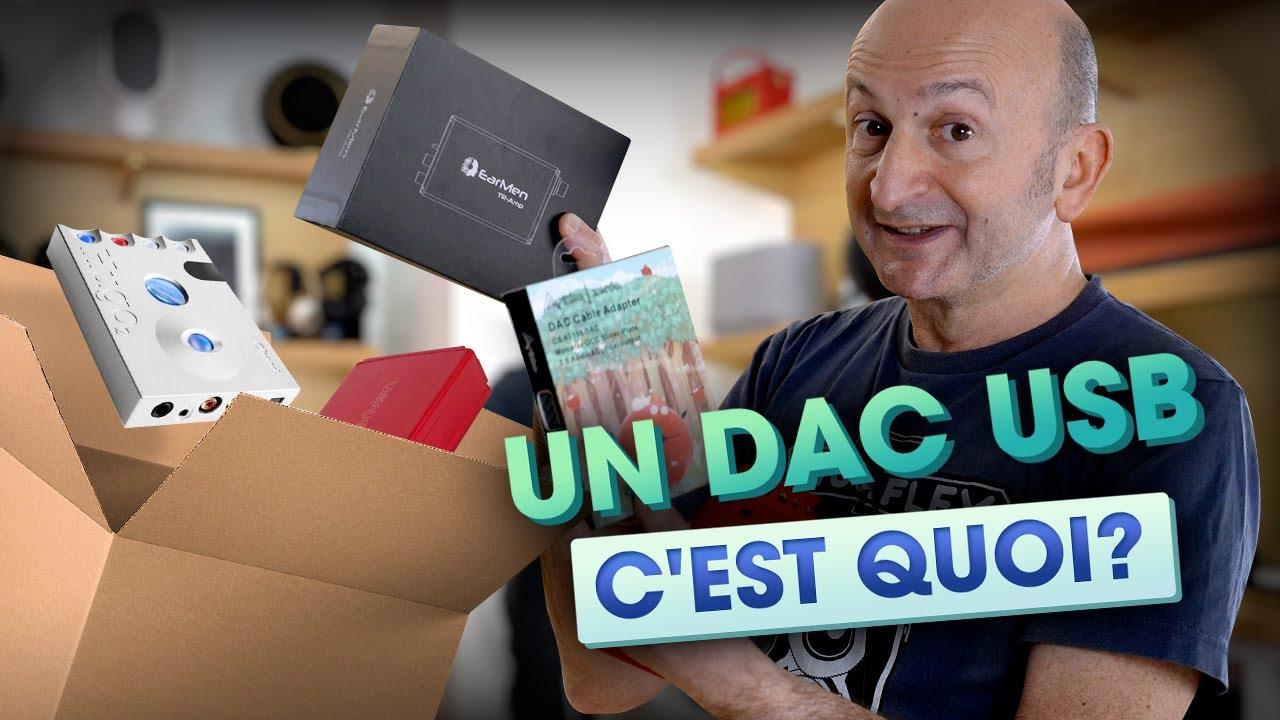 Download Un DAC portable, c'est quoi? - Le Grand Déballage DAC USB par @PP World