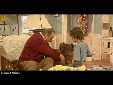 Farfar i fickan - (avsnitt 14) Sandslottet