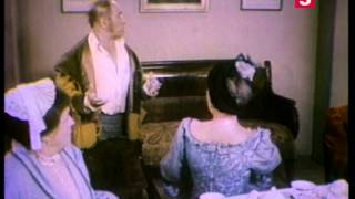 Село Степанчиково, 1-я серия. ЛенТВ, 1989 г.