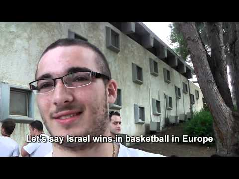 Arab israelis: Do you love Israel?
