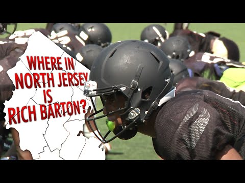 Where in North Jersey is Rich Barton?: Preseason Edition - Hudson Catholic Football (8/24/16)