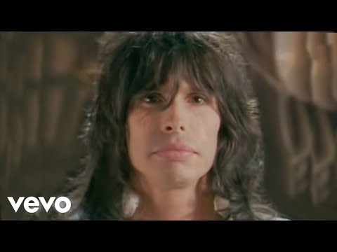 Aerosmith - Angel (Official Music Video)