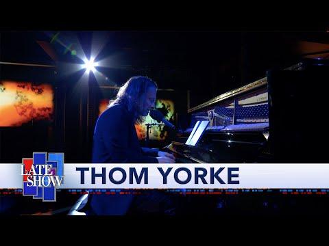 "Thom Yorke - ""Daily Battles"" Performance"