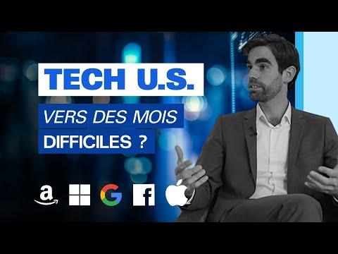 Techs U.S.  : vers des mois difficiles ? - Une interview de Pierre Sabatier