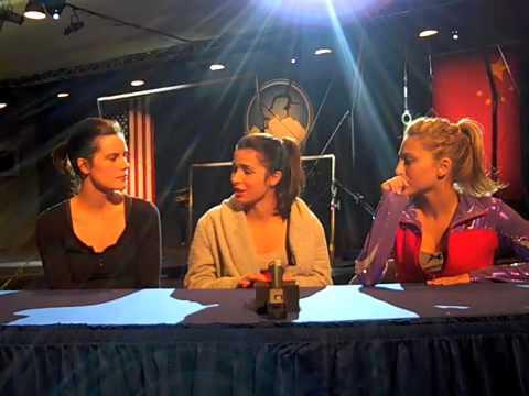 'Make It Or  Break It' Stars Talk About Each Other!