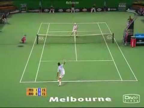 """Đối thủ kỵ giơ với Roddick chính là """"Tàu tốc hành"""" Federer"""