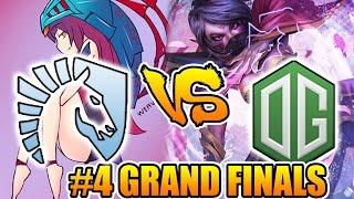 Manila Major GRAND FINALS - OG Dota 2 vs Team Liquid - Game 4