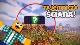 """Minecraft #471 - """"Tajemnicza czarna ściana!"""""""