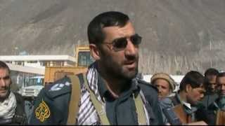 Afghan officials say suicide assault repulsed