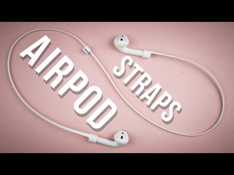 spigen-airpods-strap---review---never-lose-your-airpods-again!