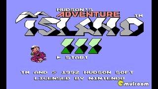 Hudson Adventure Island 3 nes,денди прохождение.