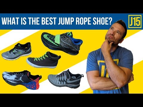 Best Shoes For Jumping Rope (Key