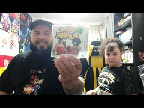 Unboxing from T Belly & Dreamcast collection |