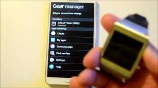 How to Install Apps on the Galaxy Gear