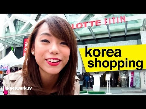 Korea Shopping - That F Word: EP31