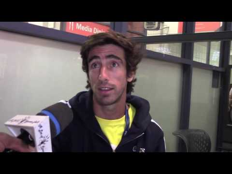 US Open 2016 - Pablo Cuevas interview (08.29.16)