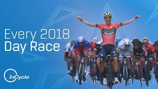 Every 2018 Day Race Highlights | inCycle