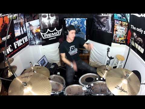 Weezer - Beverly Hills - Drum Cover