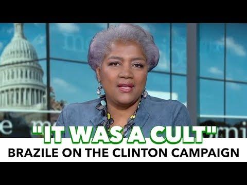 """Donna Brazile: Clinton Campaign Was """"A Cult"""""""