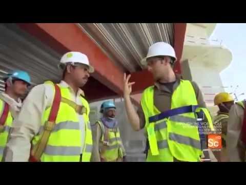 Megastructures Abu Dhabi Central Market Construction Documentary