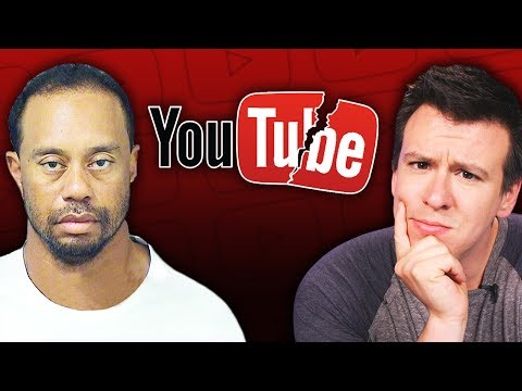 Thumbnail: Youtube Addiction Leads to Rehab, The Truth About Tiger Woods' DUI, and more