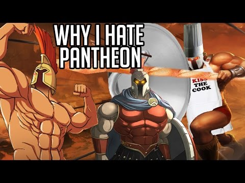 Why I Hate: Pantheon Champion Spotlight