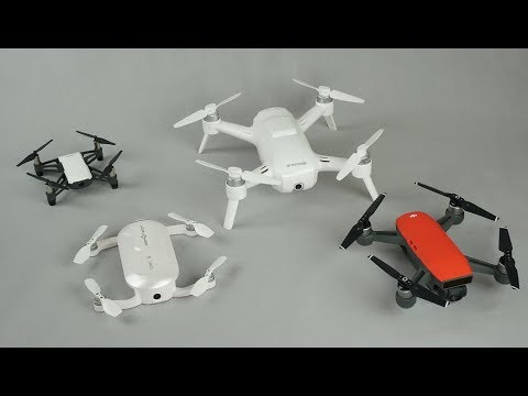 Half Chrome Best Inexpensive Drone Options Spark Tello Breeze Or Dobby