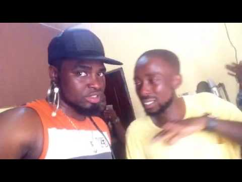Erigga & Dr.Flezzy King of the streets Freestyle