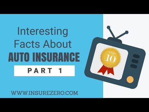 10 Interesting Facts about Car Insurance | PART 1