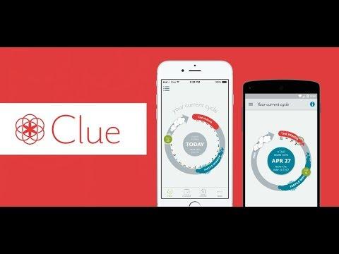 Aplicacion Calendario Menstrual.Como Utilizar Clue Calendario Menstrual De Periodo Y Ovulacion