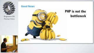 Get ready for the peak season: scaling your PHP web app -  Singapore PHP Community Meetup