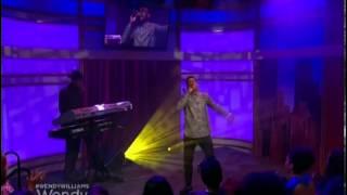 Luke James Performs 34 I O U 34 On Wendy Williams