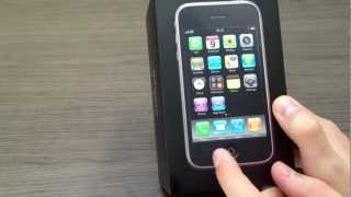 iPhone 3G Unboxing thumbnail