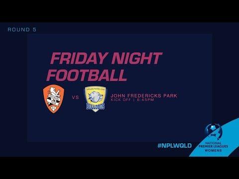 R5 NPLW: Brisbane Roar Youth v Capalaba Bulldogs
