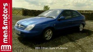 2001 Citroen Xsara Review - With Richard Hammond