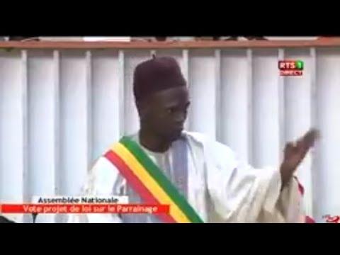 Le député le plus drôle du Sénégal