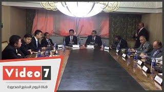 نائب وزير التعليم الصينى: نشجع الطلاب الصينيين على الدراسة فى مصر