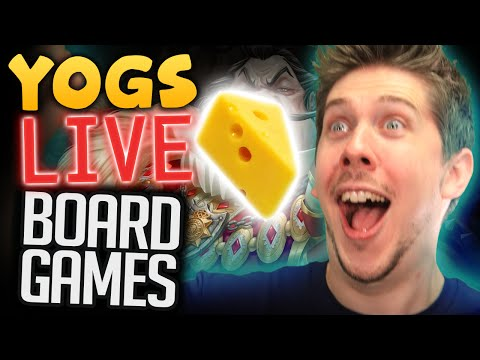 Sheriff of Nottingham - Board Games ft. Lewis & Turps! - 15th March 2016