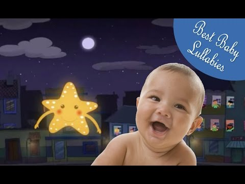 Songs To Put A Baby To Sleep & Lyrics Star Light Star Bright Babies Lullaby Song