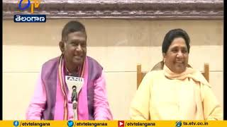 Mayawati Snubs Congress |  Allies With Ajit Jogi | For Chhattisgarh Elections