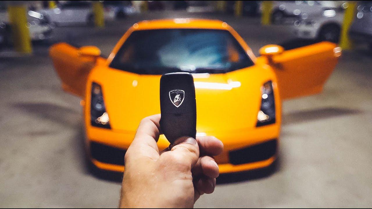 Keys To The Lamborghini Youtube