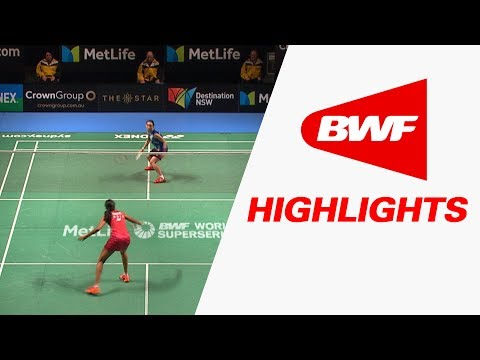 Download Youtube: CROWN GROUP Australian Open 2017 | Badminton QF – Highlights