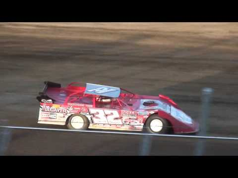 Lucas Oil MLRA Late Model Heats Independence Motor Speedway 5/6/17