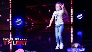 Luana tanzt Hip-Hop zu Despacito | Das Supertalent 2017 | Sendung vom 28.10.2017