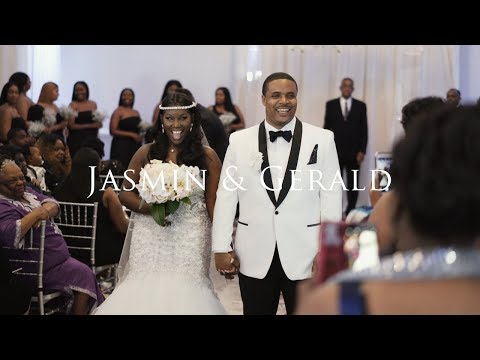 Jasmin & Gerald: Cinematic Wedding Film at The Waterfall in Claymont, DE